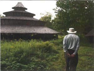 Bill Coperwaithe Yurt