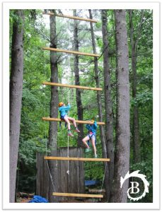 August High Ropes Photo 2