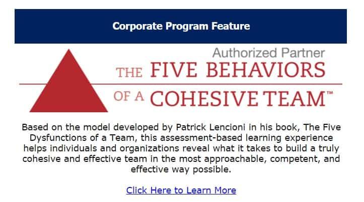 corporate five beh