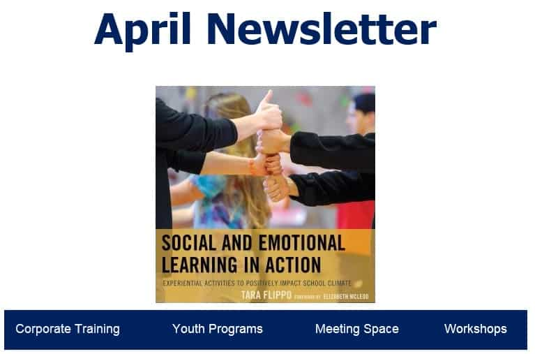 2016 April Newsletter Header