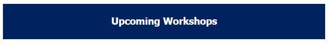 upcoming workshops header